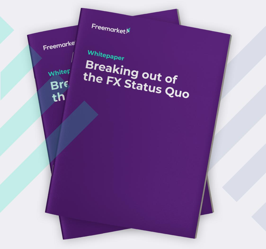Breaking out of the FX Status Quo whitepaper