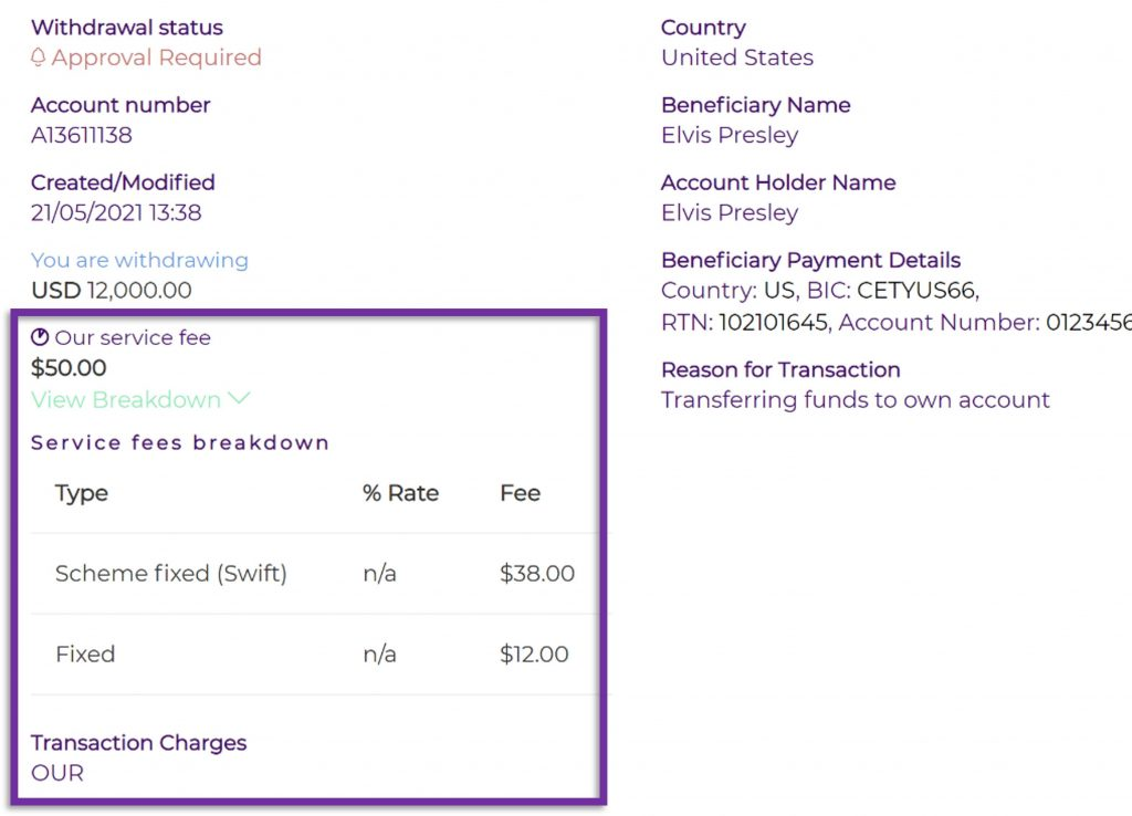 Withdrawal Transaction Charges image 5